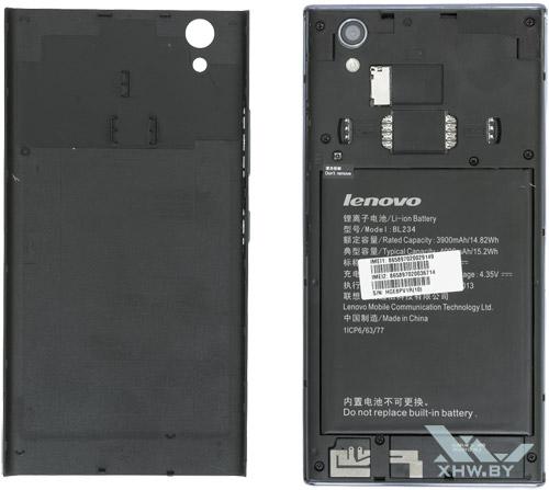 Внутри Lenovo P70