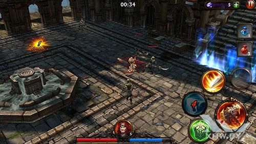 Игра Eternity Warriors 3 на Lenovo P70