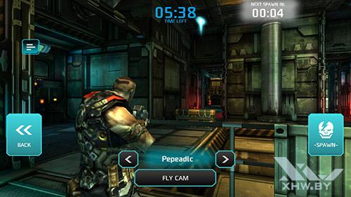 Игра Shadowgun: Dead Zone на Lenovo P70