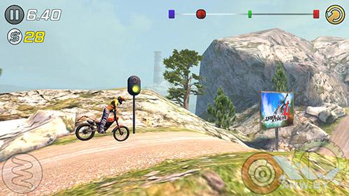 Игра Trial Xtreme 3 на Lenovo P70