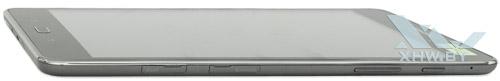 Правый торец Samsung Galaxy Tab A 8.0