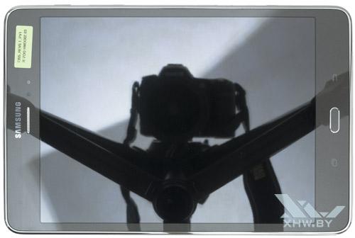 Samsung Galaxy Tab A 8.0. Вид сверху