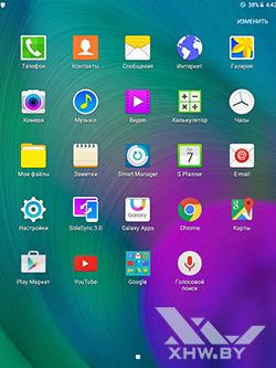 Приложения на Samsung Galaxy Tab A 8.0