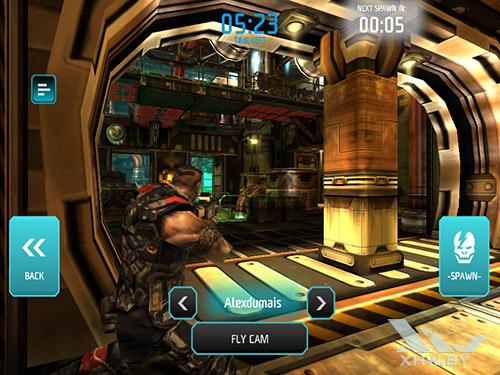 Игра Shadowgun: Dead Zone на Samsung Galaxy Tab A 8.0