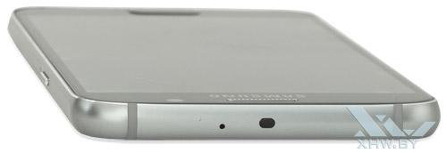 Верхний торец Samsung Galaxy S6