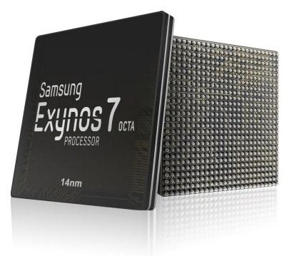 Процессор Samsung Galaxy S6