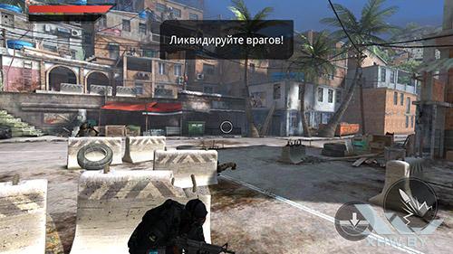 Игра Frontline Commando 2 на Samsung Galaxy S6