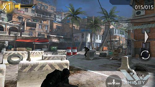 Игра Frontline Commando 2 на Lenovo P90