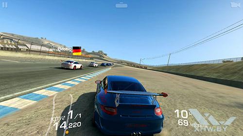 Игра Real Racing 3 на Lenovo P90