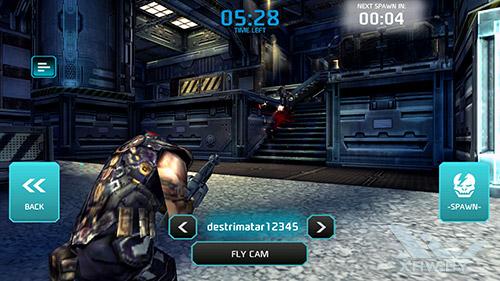 Игра Shadowgun: Dead Zone на Lenovo P90