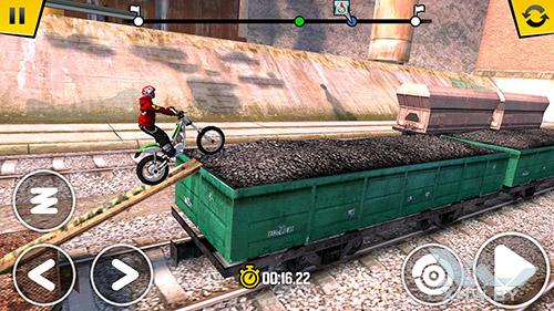 Игра Trial Xtreme 4 на Lenovo P90