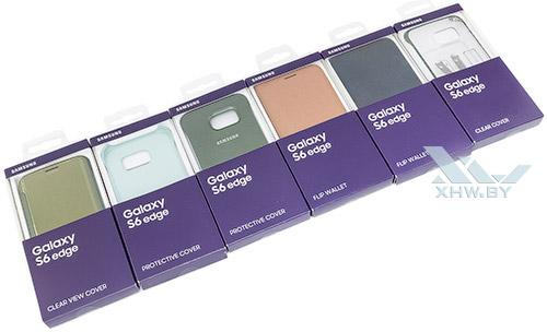 Чехлы и обложки для Galaxy S6 edge