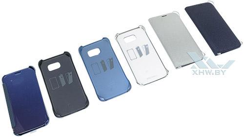 Шесть чехлов и обложек для Galaxy S6