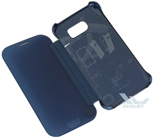 Clear View Cover для Galaxy S6