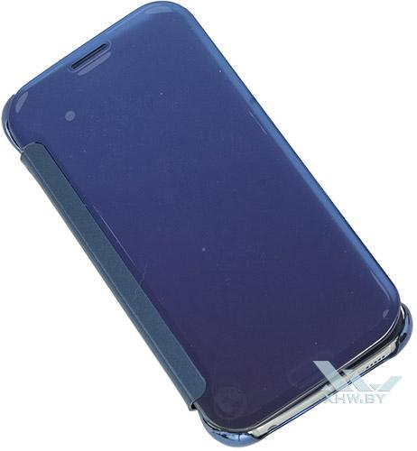 Закрытый Clear View Cover для Galaxy S6