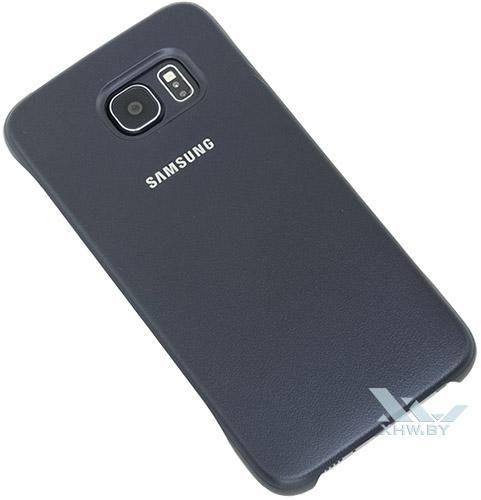 Protective Cover для Galaxy S6. Вид сзади