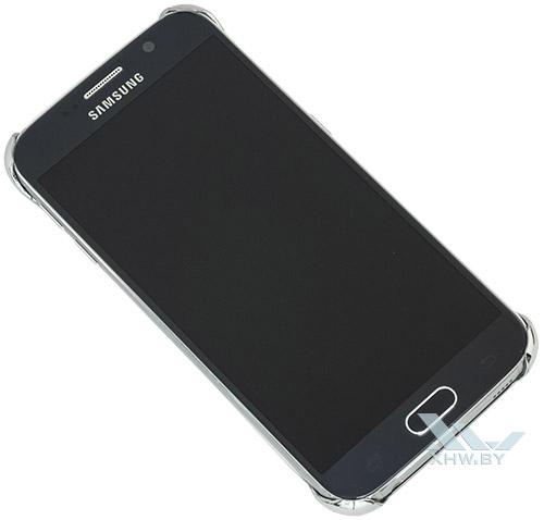 Clear Cover для Galaxy S6