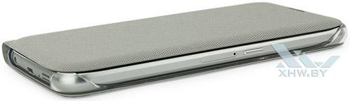 Flip Wallet для Galaxy S6. Вид справа