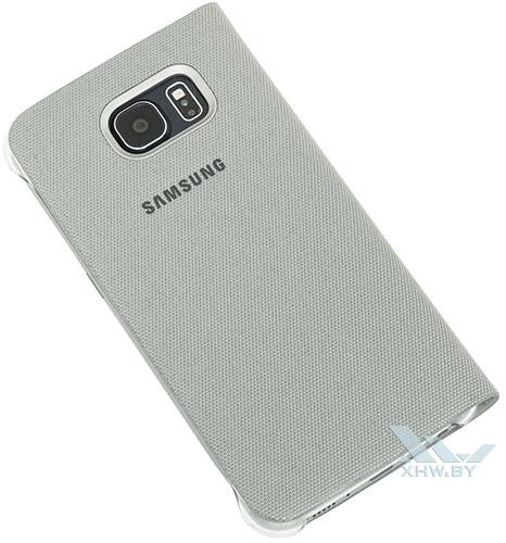 Flip Wallet для Galaxy S6. Вид сзади