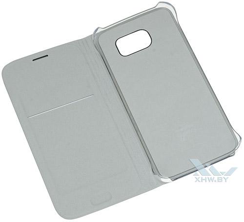 Flip Wallet для Galaxy S6