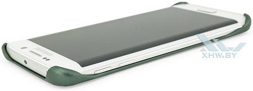 Protective Cover для Galaxy S6 edge. Вид слева