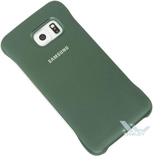 Protective Cover для Galaxy S6 edge. Задняя крышка