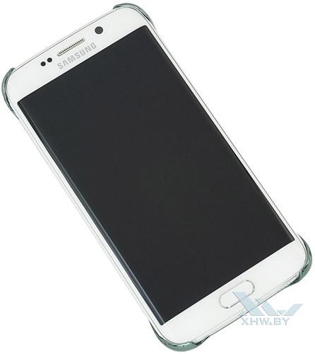 Clear Cover для Galaxy S6 edge