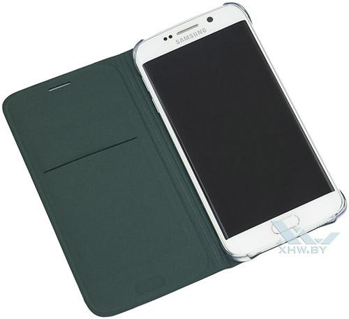 Flip Wallet для Galaxy S6 edge