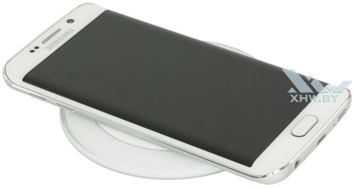 Беспроводная зарядка и Samsung Galaxy S6 edge
