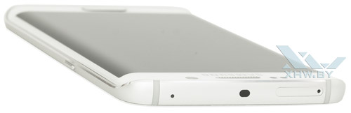 Верхний торец Samsung Galaxy S6 edge