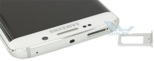 Samsung Galaxy S6 edge поддерживает nanoSIM