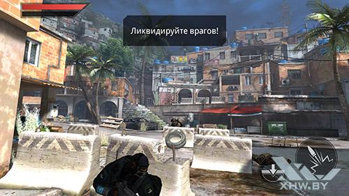 Игра Frontline Commando 2 на Samsung Galaxy S6 edge