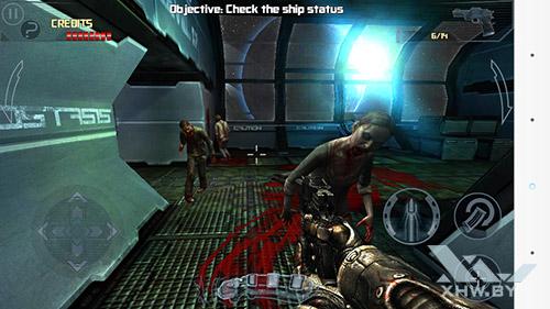 Игра DeadEffect на LG G3 Stylus