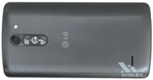 LG G3 Stylus. Вид сзади