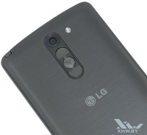 Элементы управления LG G3 Stylus