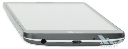 Нижний торец LG G3 Stylus