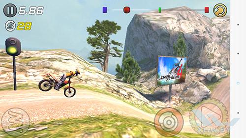 Игра Trial Xtreme 3 на LG G3 Stylus