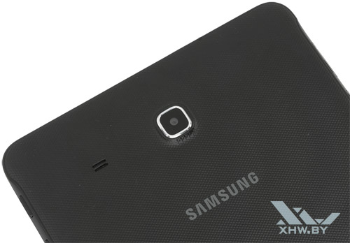 Камера Samsung Galaxy Tab E