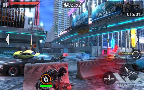 Игра Frontline Commando 2 на Samsung Galaxy Tab E
