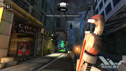 Игра Dead Trigger 2 на Highscreen Zera S Power