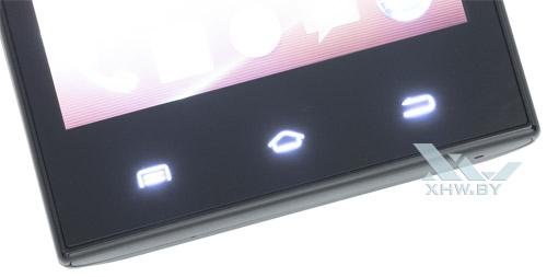 Подсветка кнопок Highscreen Zera S Power