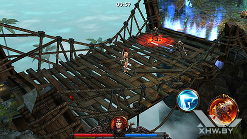 Игра Eternity Warriors 3 на Highscreen Zera S Power