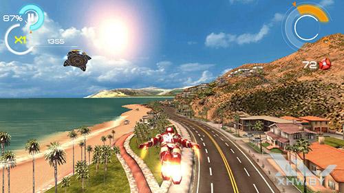 Игра Железный человек 3 на Highscreen Zera S Power