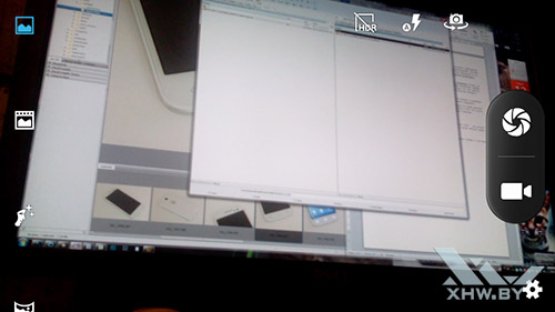 Интерфейс камеры Highscreen Zera S Power