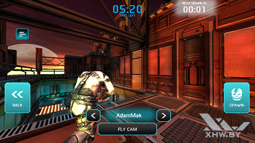 Игра Shadowgun: Dead Zone на Highscreen Zera S Power