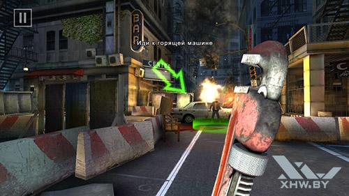 Игра Dead Trigger 2 на LG Magna