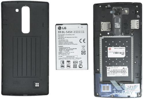 Аккумулятор LG Magna
