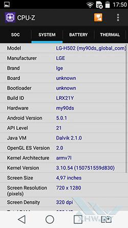 Система LG Magna