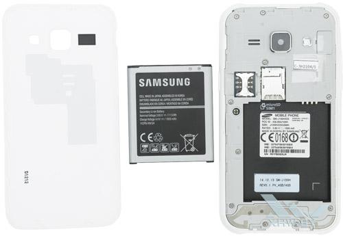 Аккумулятор Samsung Galaxy J1