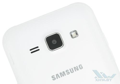 Камера Samsung Galaxy J1